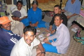 Nepali migrant workers in Saudi Arabia / NET2NEPAL.com