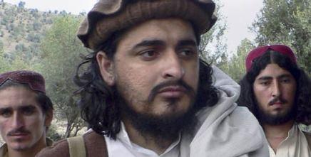 Pakistani Taliban chief Hakimullah Mehsud - AP Photo