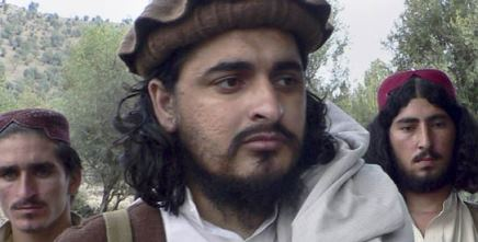 Pakistani Taliban chief Hakimullah Mehsud - AP Photo